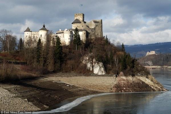 Zamek w Niedzicy - widok współczesny