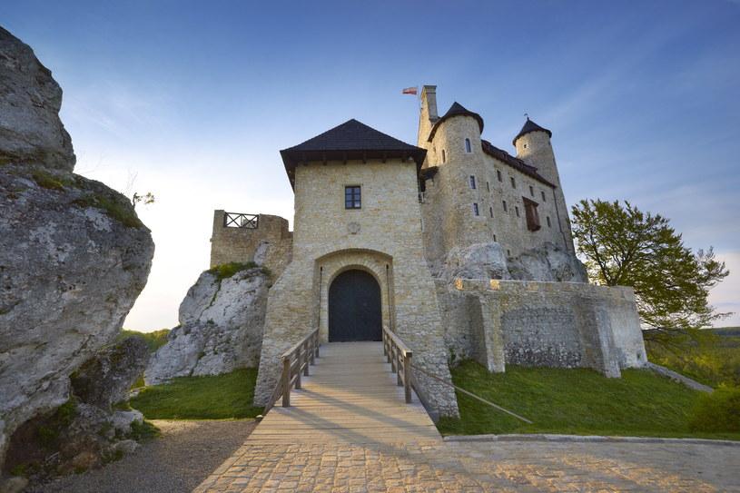Zamek Bobolice /Jan Włodarczyk  /Agencja FORUM
