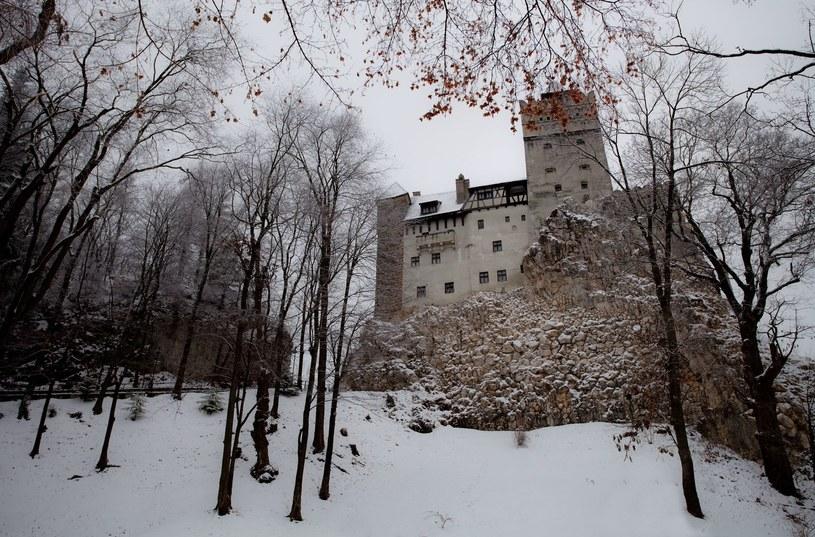 Zamek Bran zwany zamkiem Drakuli /123RF/PICSEL