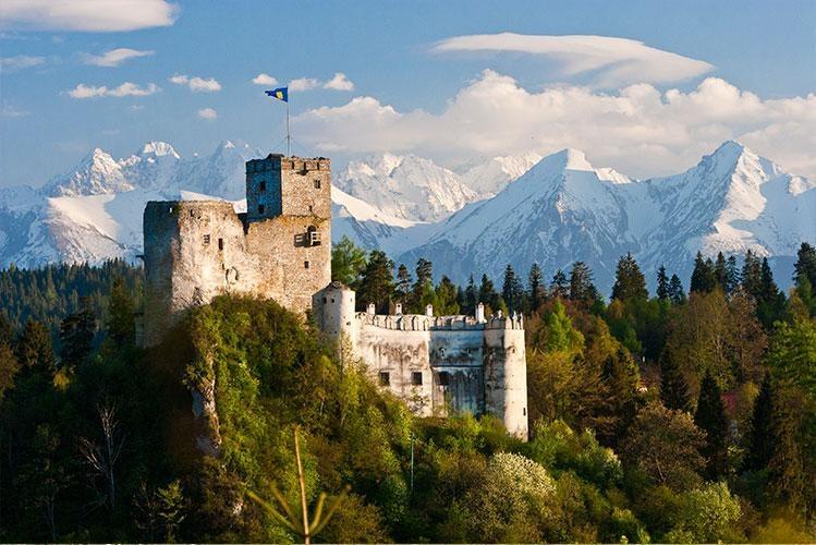Zamek Dunajec /materiały prasowe