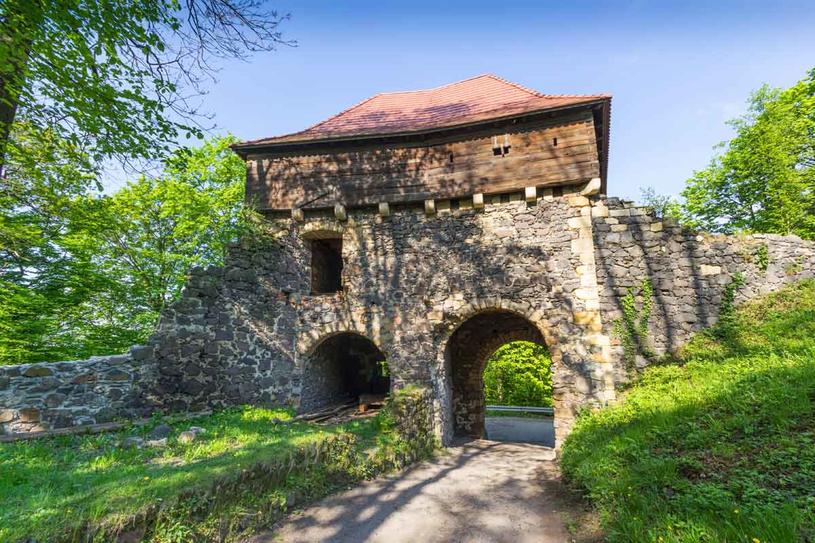 Zamek Grodziec /123RF/PICSEL