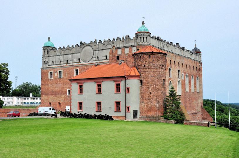 Zamek krzyżacki w Golubiu-Dobrzyniu /123/RF PICSEL