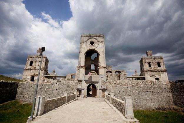 Zamek Krzyżtopór /Michał Walczak /PAP
