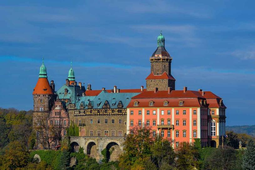 Zamek Książ /123RF/PICSEL