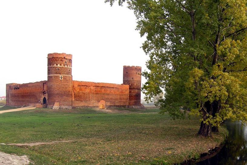 Zamek Książąt Mazowieckich z XIV w. w Ciechanowie /Krzysztof Chojnacki /East News