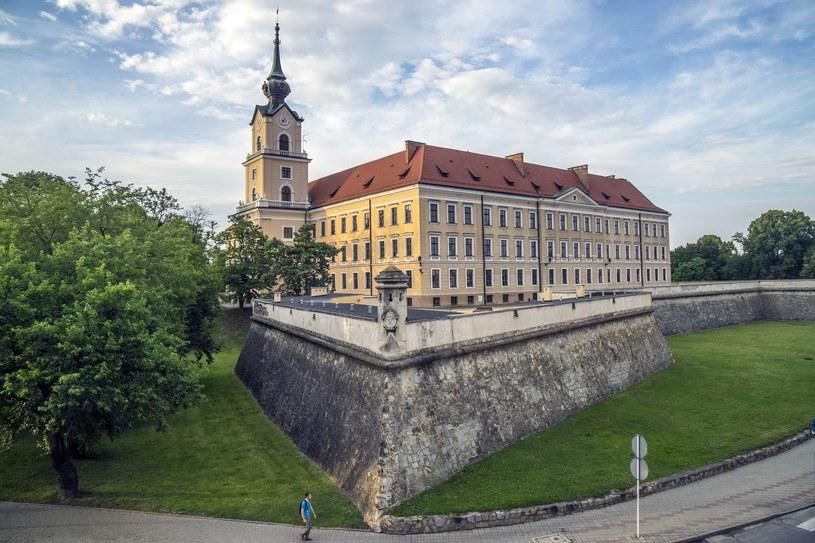 Zamek Lubomirskich w Rzeszowie /Adam Brzoza/FOTONOVA /East News