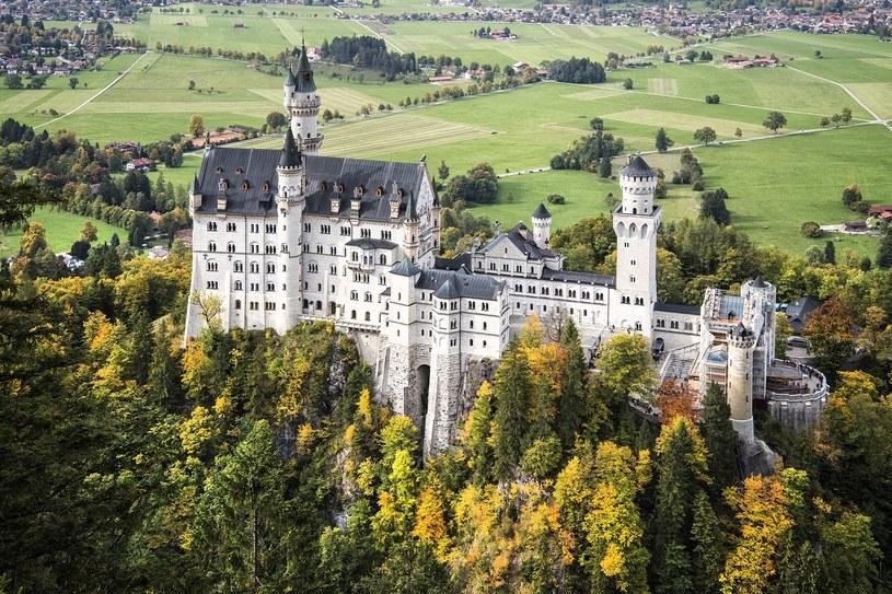 Zamek Neuschwanstein to najpopularniejszy ze wszystkich niemieckich zamków /© Deutsche Zentrale für Tourismus e.V. / Florian Trykowski /materiały promocyjne