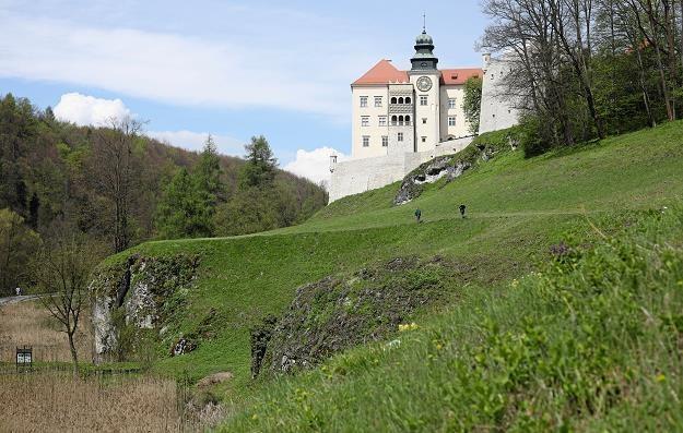 Zamek Pieskowa Skała koło Krakowa /PAP
