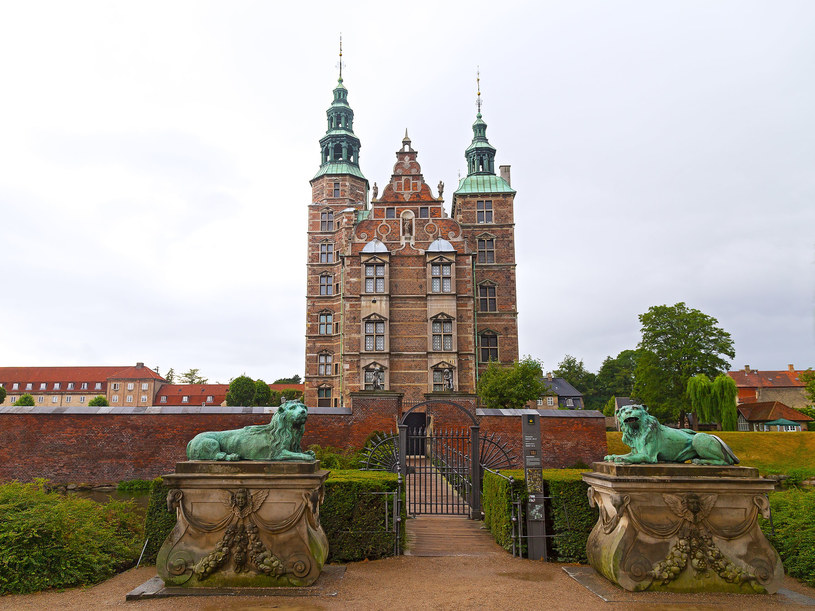 Zamek Rosenborg /123RF/PICSEL
