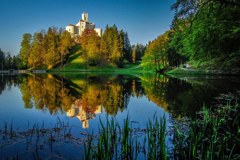 Zamek Trakoscan /fot. Darko Vurusic /Styl.pl/materiały prasowe