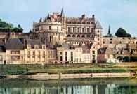 Zamek w Amboise, XV w. /Encyklopedia Internautica
