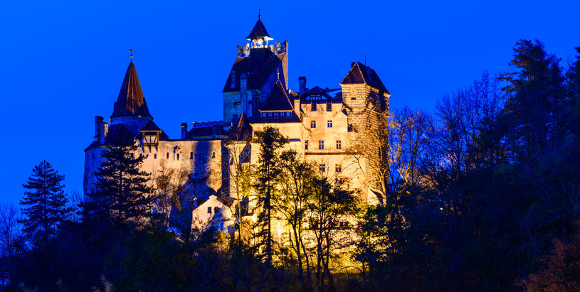 Zamek w Branie /123RF/PICSEL