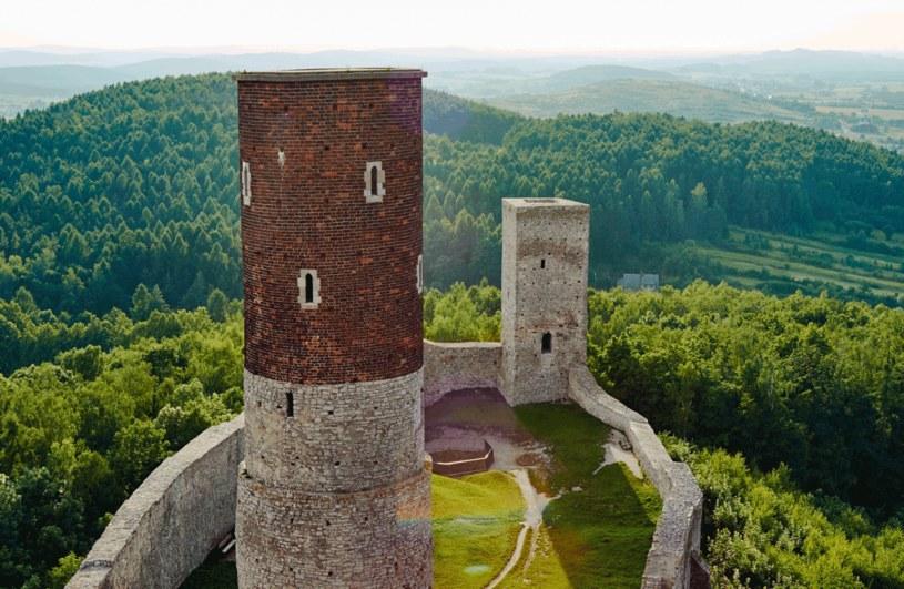 Zamek w Chęcinach /123RF/PICSEL
