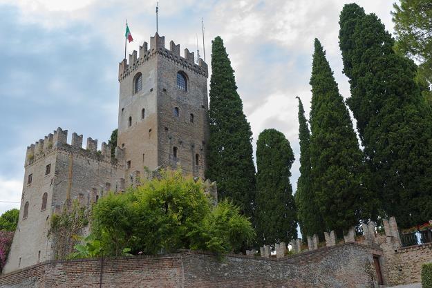 Zamek w Conegliano Veneto /©123RF/PICSEL