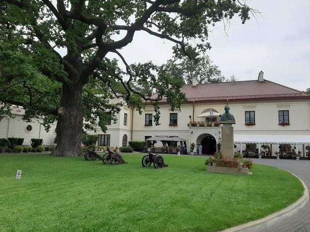 Zamek w Dubiecku, jednej z miejscowości, która ma otrzymać prawa miejskie /Justyna Lasota-Krawczyk /RMF FM