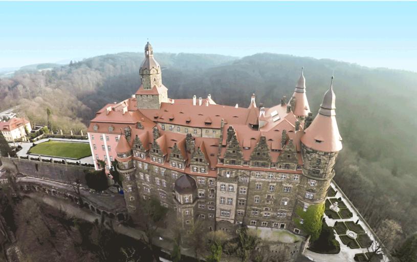 Zamek w Książu /123RF/PICSEL