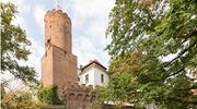 Zamek w Łagowie - dawna siedziba joannitów