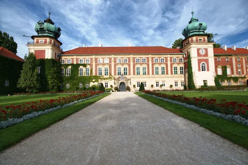 Zamek w Łańcucie /123/RF PICSEL