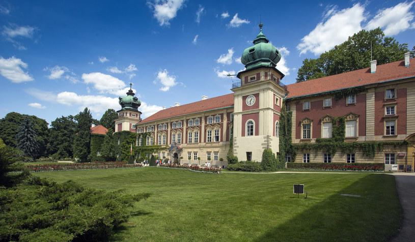 Zamek w Łańcucie /Waldek Sosnowski  /Agencja FORUM