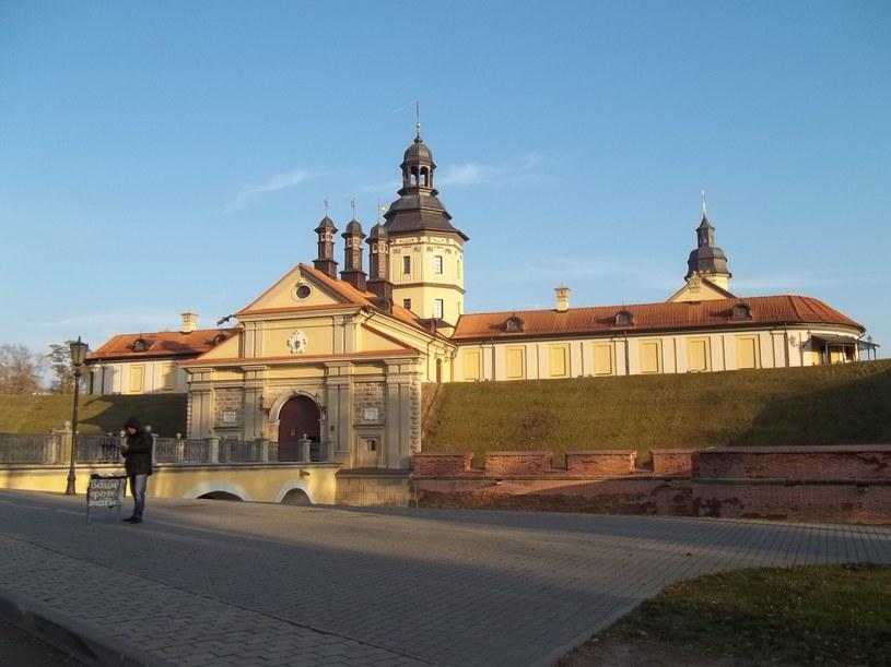 Zamek w Nieświeżu, po 1945 r. sanatorium, od 2012 r. muzeum, 2016 r. (fot. Teresa Zachara, MKiDN) /