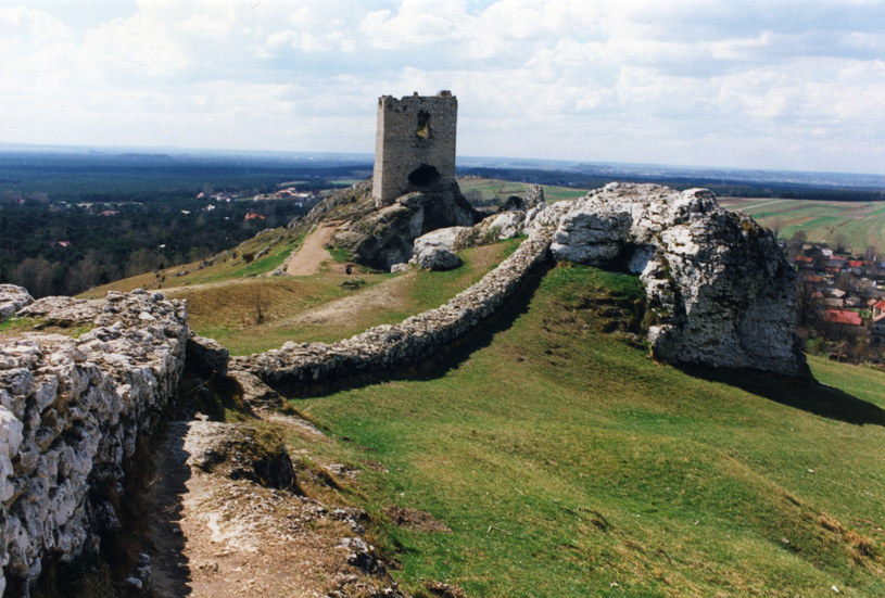 Zamek w Olsztynie /Wieslaw M. Zielinski /East News