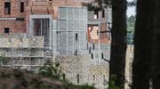 Zamek w Puszczy Noteckiej. Zawiadomiono prokuraturę
