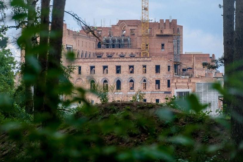 Zamek w Puszczy Noteckiej, zdj. ilustracyjne /Jakub Walasek /Reporter