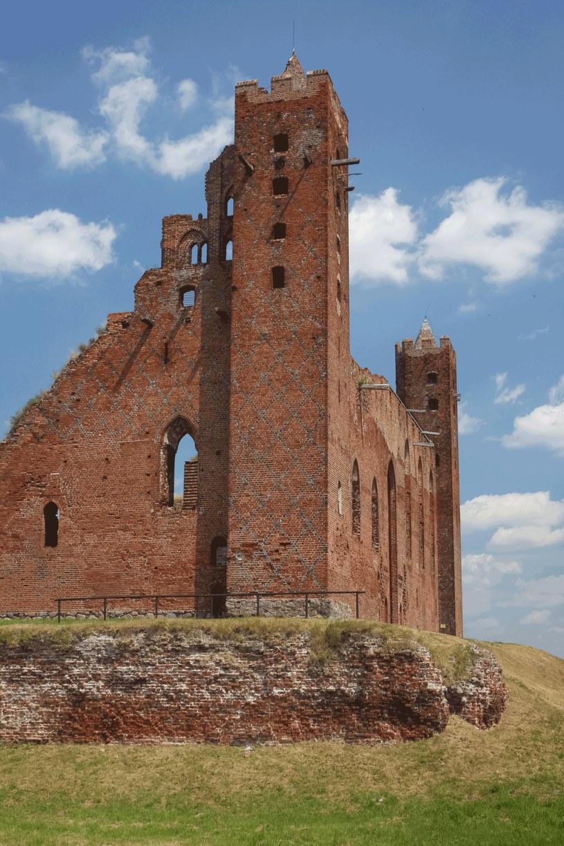 Zamek w Radzyniu Chełmińskim /123RF/PICSEL