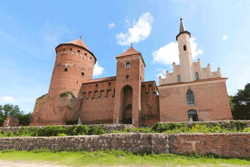 Zamek w Reszlu /123RF/PICSEL