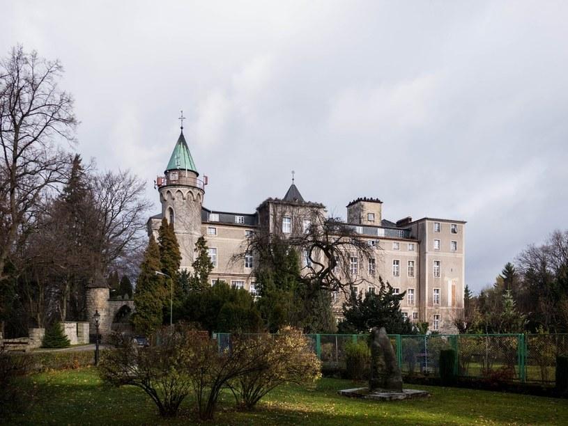 Zamek w Szczytnej /Mikołaj Zacharow /Reporter