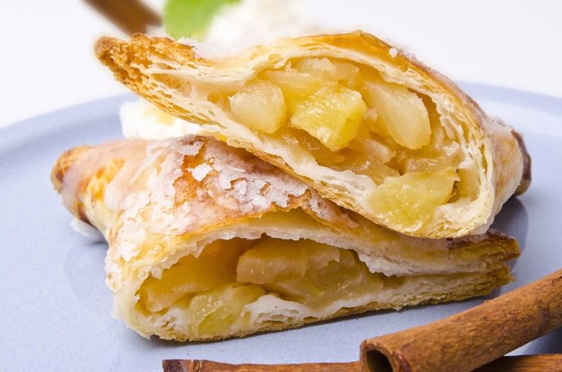 Zamiast jabłek możesz użyć bananów lub borówek /123RF/PICSEL