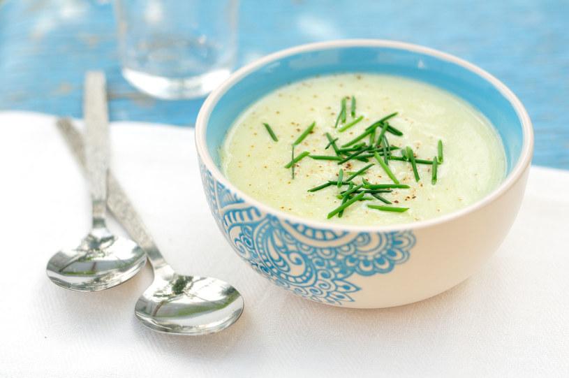 Zupa Krem Z Cukinii Styl Pl