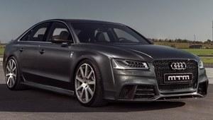 Zamiast RS 8 - Audi S8 Talladega