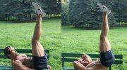 Zamiast siłowni: Zestaw pięciu prostych ćwiczeń