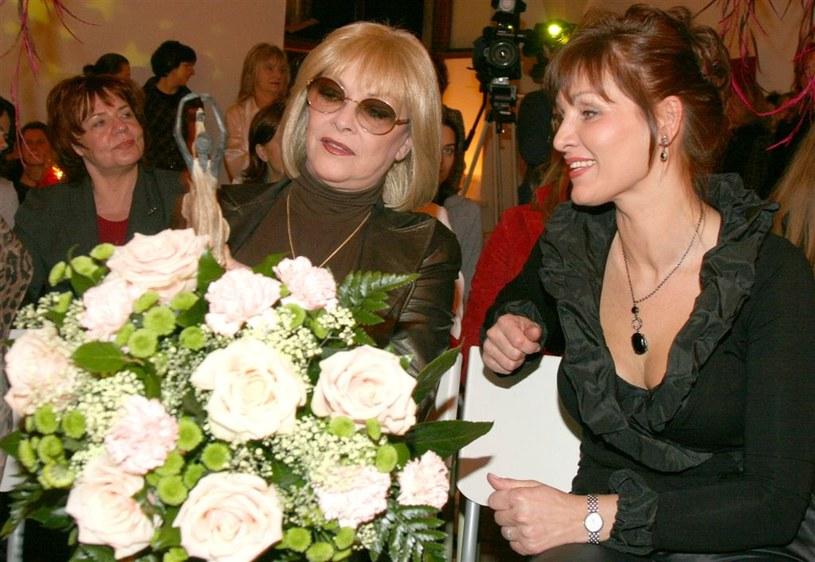 """Zamiast w """"Potopie"""", Barbara Brylska zagrała w głośnym filmie """"Anatomia miłości"""" /Agencja W. Impact"""