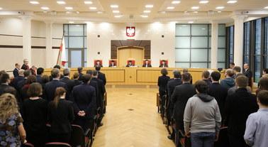 Zamieszanie wokół Trybunału Konstytucyjnego. Kalendarium