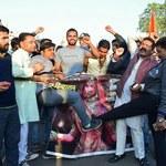 Zamieszki przed premierą najdroższego filmu w historii Bollywood