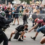 Zamieszki w Hamburgu: Polak został skazany przez niemiecki sąd