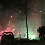 Zamieszki w imigranckich gettach w Grenoble. Blisko 70 samochodów spalonych