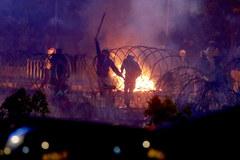 Zamieszki w Indonezji po ogłoszeniu wyników wyborów