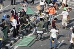 Zamieszki w Indonezji