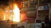 Zamieszki w kolejnych dzielnicach Londynu i w Birmingham