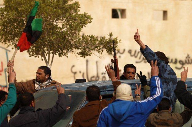 Zamieszki w Libii mogą doprowadzić do recesji w Europie /AFP