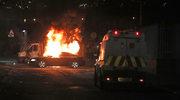 Zamieszki w Londonderry. Zginęła dziennikarka