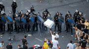 Zamieszki w Rumunii. Tysiące emigrantów protestują