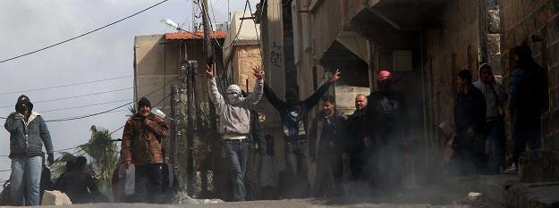 Zamieszki w Syrii /AFP