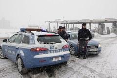Zamknięte autostrady we Włoszech