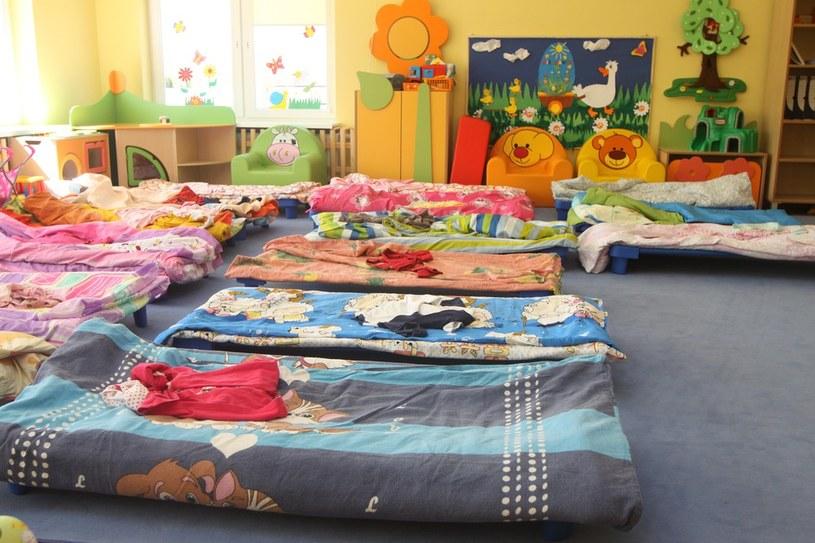 Zamknieto przedszkole w obawie przed sepsą. /Wojciech Traczyk /East News
