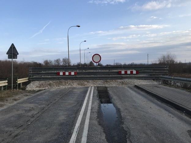 Zamknięty most /Marek Wiosło /RMF FM