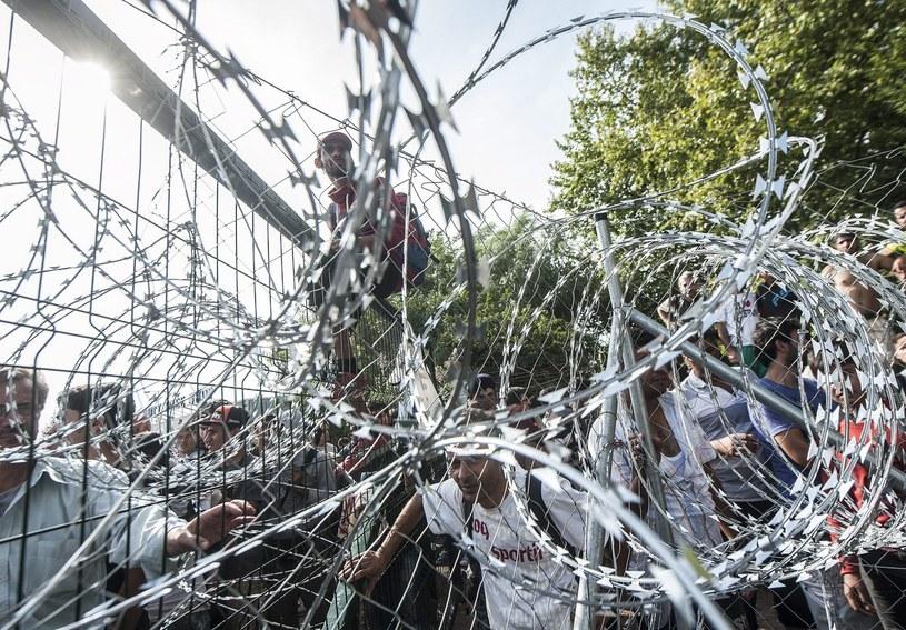 Zamkniętych jest siedem przejść granicznych między Chorwacją a Serbią /AFP